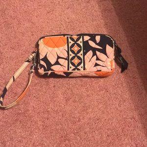 Used Vera Bradley phone carrier or wallet.